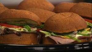 Subway Gluten Free Sandwich