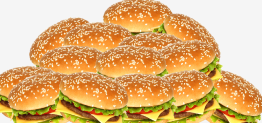 Fast Food Burgers and Couponss