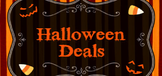 Halloween deals kids eat free specials