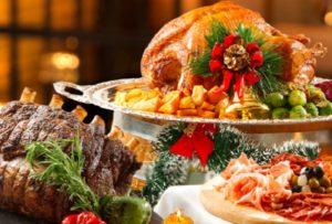 Christmas Restaurant Specials